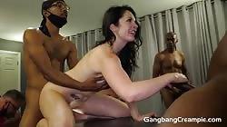 GangBangCreampie Petra Blair G270