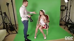HandsOnHardcore Evelina Darling - Bride Rides Photographers Big Dick
